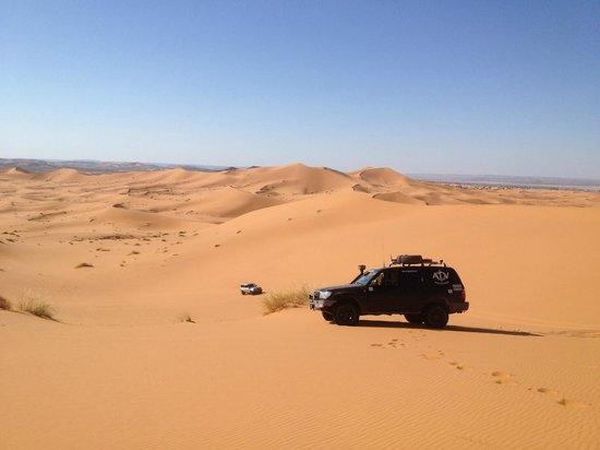 Itrane Sahara: Unséjours 4x4 extraordinaire!