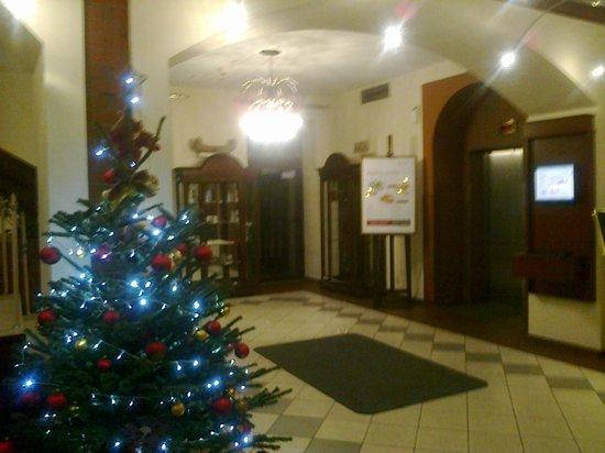Qubus Hotel Wroclaw: Reception