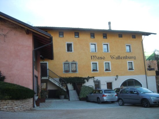 Maso Wallenburg: Agritur