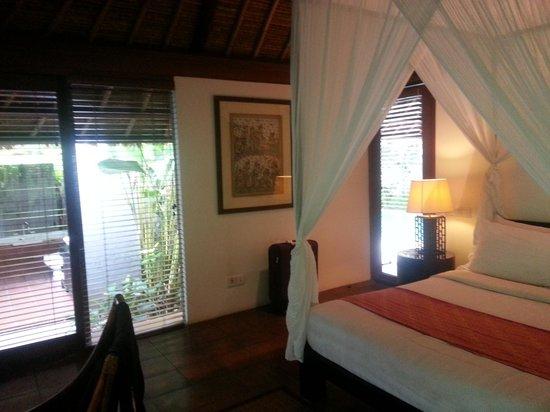Mayaloka Villas : bedroom