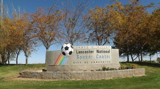 ‪Lancaster National Soccer Center‬