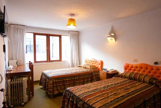 Hotel Casablanca Cusco: Twin room