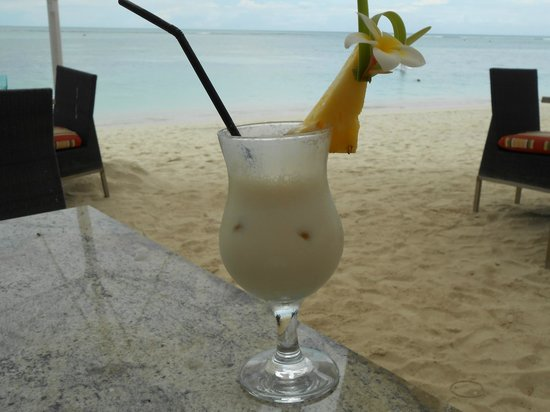 Sugar Beach Golf & Spa Resort: un cocktail