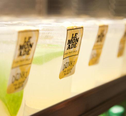 Donki: home made lemonades