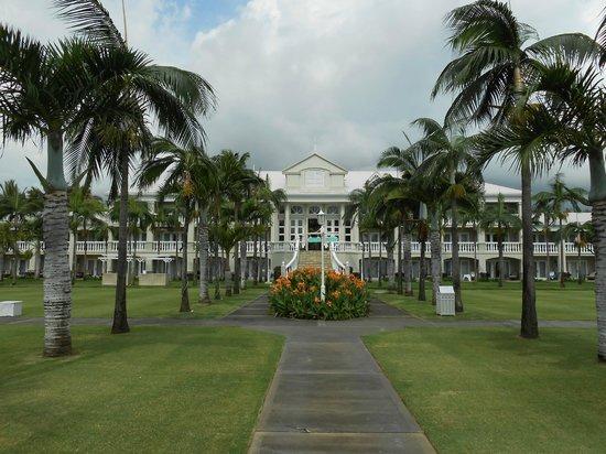 Sugar Beach Golf & Spa Resort: le manoir
