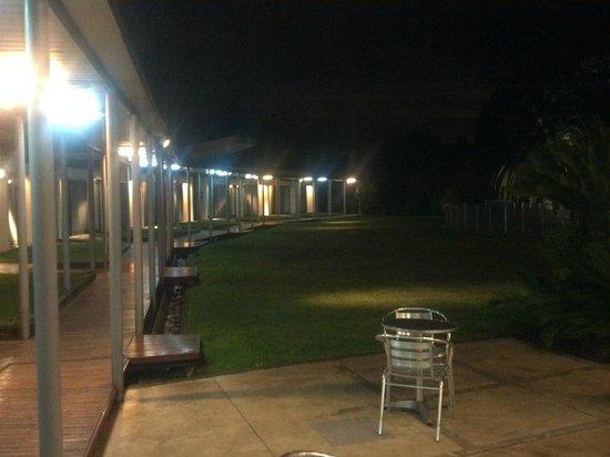 Hotel Camberland: Vista Externa hotel