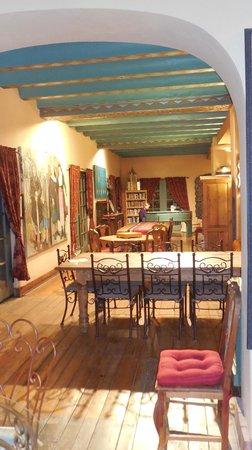 La Posada Hotel : La Posada Library