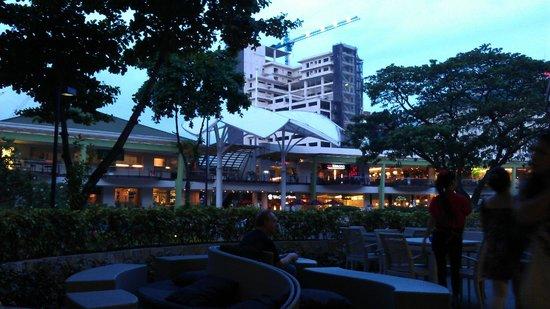 Radisson Blu Cebu : центральный торговый комплекс