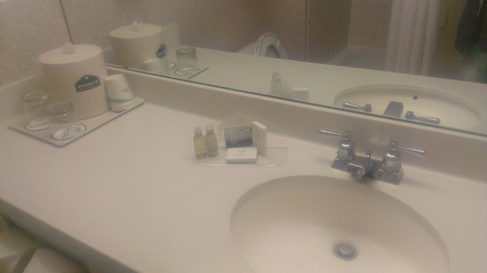 Wingate By Wyndham McAllen: Toiletries
