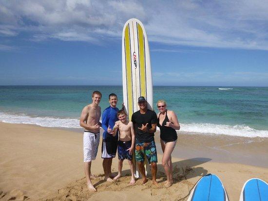 Surf Hawaii Surf School: Surf Hawaii - North Shore