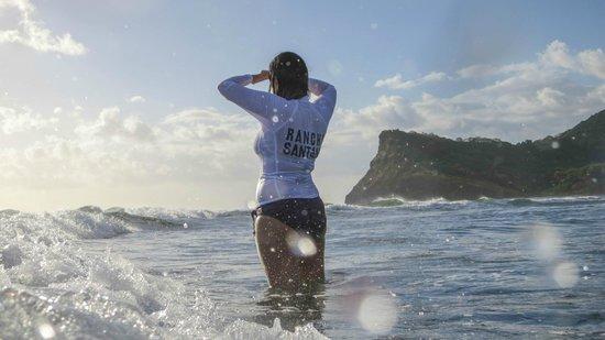 Rancho Santana : Surfing at Playa Los Perros