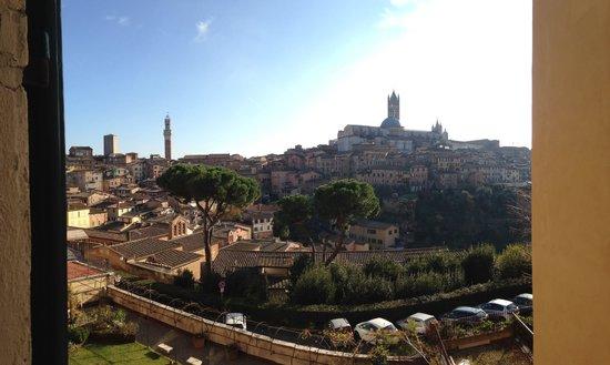 Residenza San Domenico: Vista dalla camera