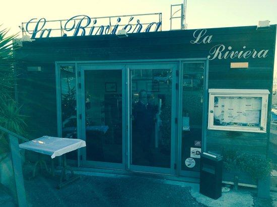 Restaurant La Riviera: entrée restaurant