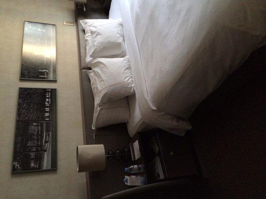 """The Westin Paris - Vendome: """"heavenly"""" bed :)"""