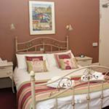 The Sherwood: Double room