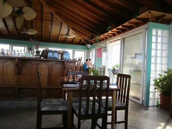 Belizean Shores Resort: The on-site restaurant at Belizean Shores