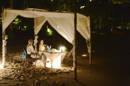 Banyan Tree Samui: destination dinner