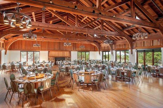 Seascape Dining Room Asilomar