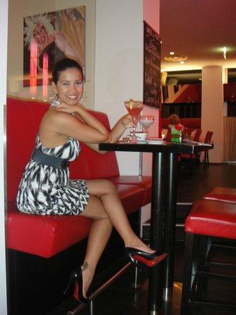 Arcotel Kaiserwasser: melhor cosmopolitan que ja tomei