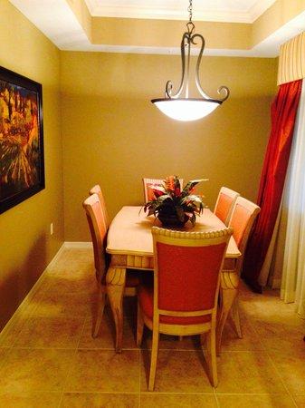 Bellasera Resort : Dining room.
