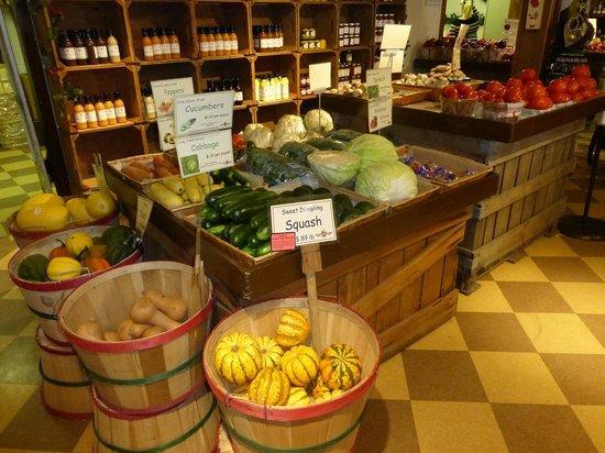 Milburn Orchards: Milburn's Produce