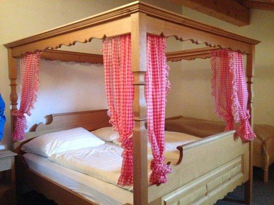 Ski und Berghaus Schwendi: Schlafen wie ein König