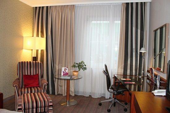 Crowne Plaza Heidelberg City Centre: Doppelzimmer