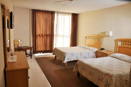 Hotel El Monte: Habitación doble