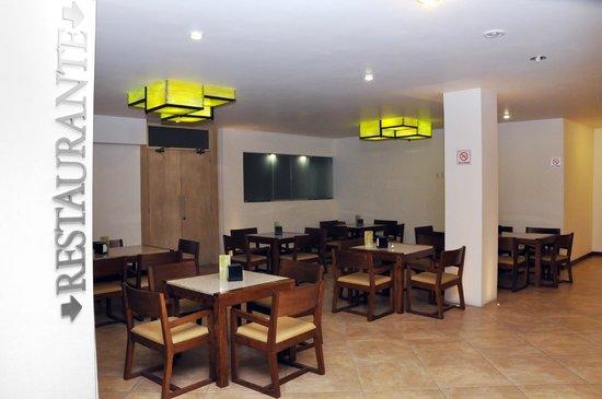 Hotel El Monte: Restaurant