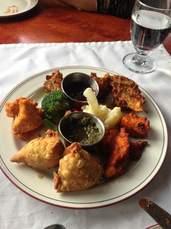 Tandoori Grill Indian Cuisine: Appetizer