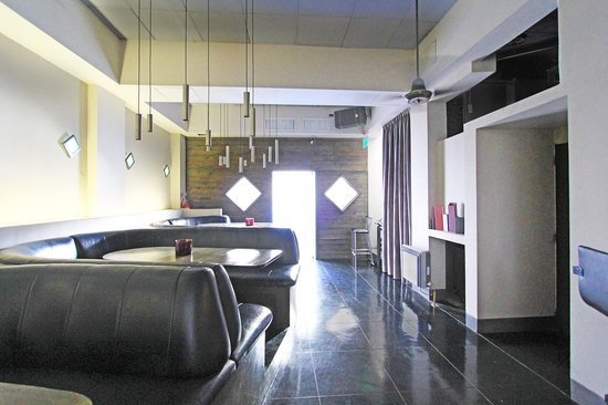 Prodeo Hotel + Lounge : lounge