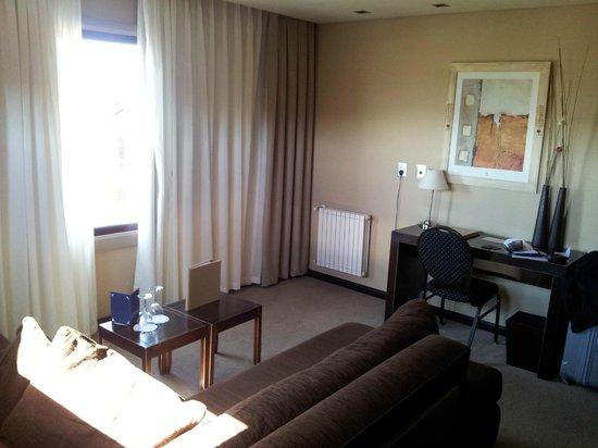 Imago Hotel & Spa: Vista 2