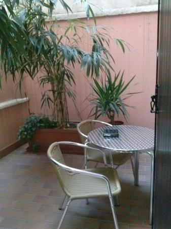 Giulietta e Romeo Hotel : Balconcino interno