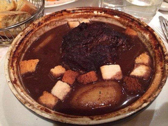 Flottes : Beef cheek casserole