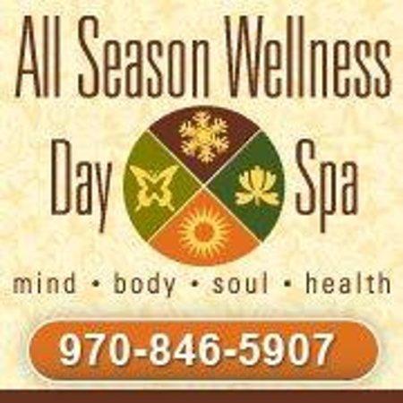 All Season Wellness Day Spa: Logo