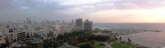 Hilton Tel Aviv : Sunset