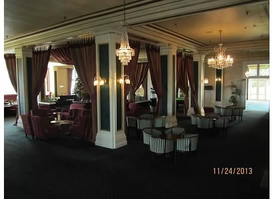 Chateau Tongariro Hotel: Lobby/Lounge