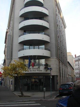 Best Western Hotel Du Pont Wilson: hotel esterno