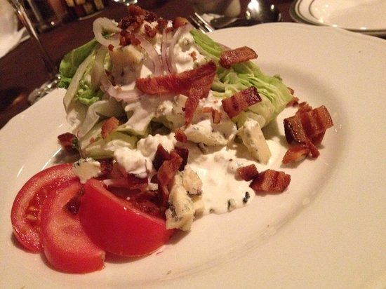 The Dorset Inn: Best Wedge Salad