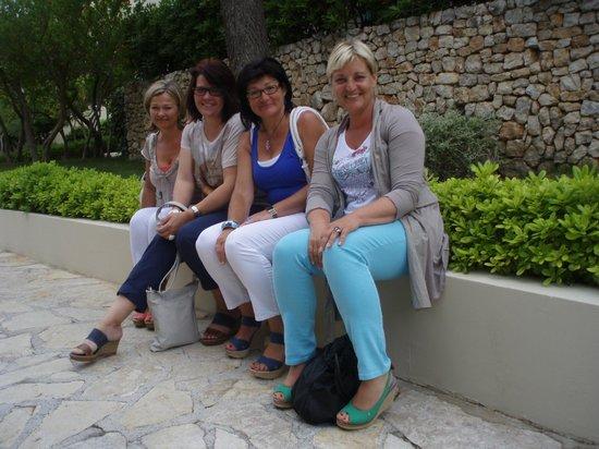 Falkensteiner Hotel Schladming : Conny, Ridi, Cilli und Renate