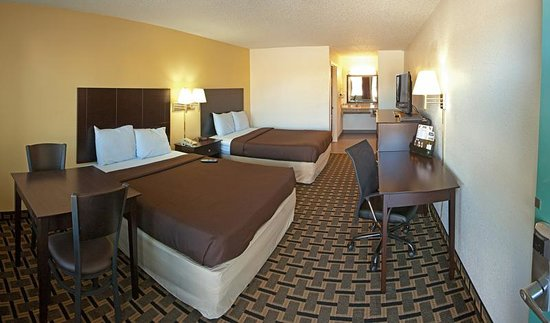 Executive Inn: All Rooms Fully Renovated