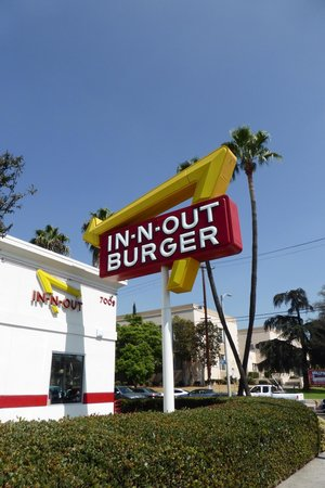 In-N-Out Burger: Fantastic burgers