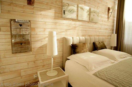 La Villa Chaleemar : chambre Oyat