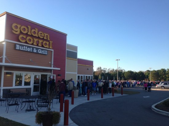 golden corral veterans day 2013 free meal to all vets