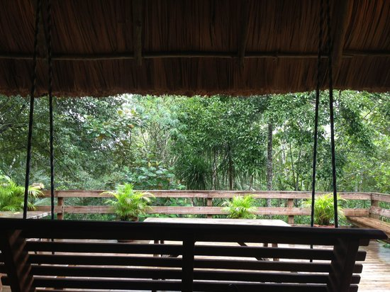 Crystal Paradise Resort: View from the Restaurant