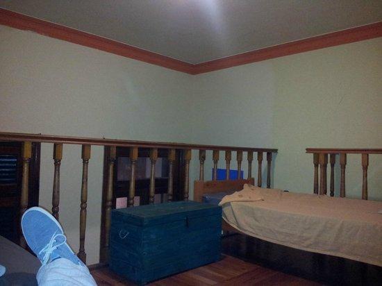 Vi Luz y Entre Hostel : 2do piso de mi habitación