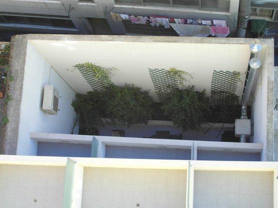 Luxe Hotel by Turim Hoteis : 1:a och 2:a våningen med utsikt mot en vägg