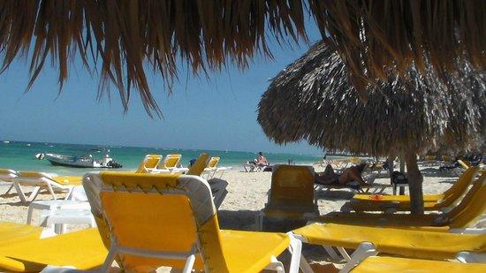 Iberostar Dominicana Hotel: Lugar tranquilo.