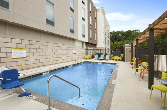 Home2 Suites by Hilton Jackson/Ridgeland: Outdoor Pool