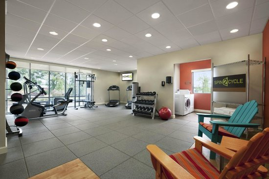 Home2 Suites by Hilton Jackson/Ridgeland: Fitness Center- Spin2Cycle